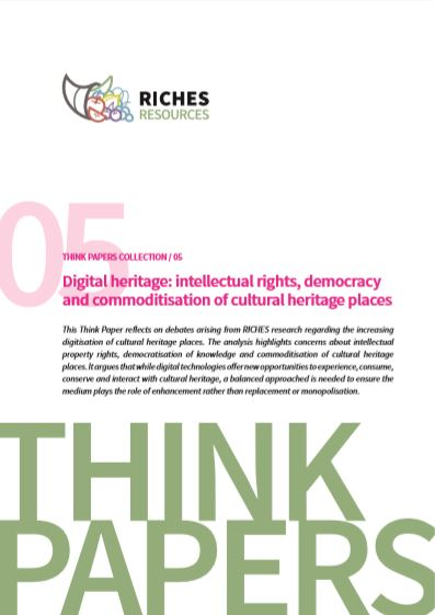 riches thinkpaper 5